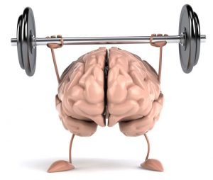 Brain pumping iron