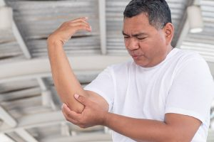 Elbow Tendonitis Pain